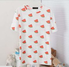 Watermelon Tee from Cloudy Apparel on Storenvy