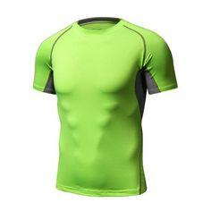 Raglan Sleeve Crew Neck Color Block T-Shirt
