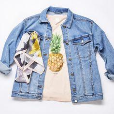 Photo Galleries, Denim, Jackets, Instagram, Fashion, Down Jackets, Moda, La Mode, Fasion