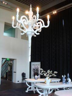 moooi paper chandelier. Op mijn wishlist!