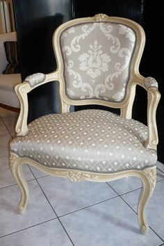 Furniture Styles, Luxury Furniture, Diy Furniture, Furniture Design, Couch Makeover, Furniture Makeover, Reupholster Furniture, Upholstered Furniture, Refurbished Furniture