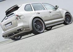 2007 Hamann Porsche Cayenne Cyclone
