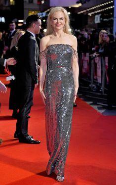Nicole Kidman Looks FANTASTIC in Prada