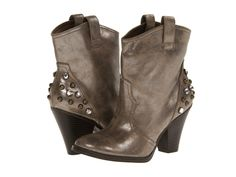 MIA Women's Sunrise Western Bejeweled Short Boots 7.5M #MIA #CowboyWestern