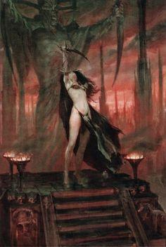 Catégorie:Elfes Noirs — La Bibliothèque Impériale