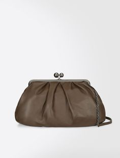 8fe4b1b4f5e Maxi Pasticcino bag in nappa Weekend Maxmara