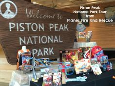 Piston Peak National Park Tour from Planes Fire and Rescue - Trippin With Tara