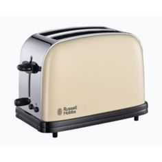 Buy Russell Hobbs 19160 2 Slice Toaster - Cream at Argos.co.uk - Your Online Shop for Toasters.