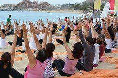RA MA DA SA SA SE SO HUNG  I AM  Naam yoga Meditation lead by Gaby de la Rosa  los Cabos Green Fest 2014!  Yogaloscabos.com
