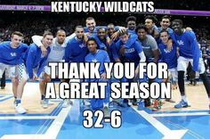 Incredible year, we love you and are so proud you were our team!! Thank you GoBigBlue