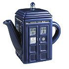 Doctor-Who-Teapot from Lakeland Tardis, Kitchenware, Doctor Who, Just In Case, Tea Party, Geek Stuff, Teapot, Stuff To Buy, Uk Brands
