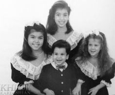 The Kardashian Siblings