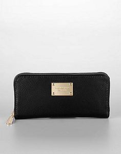 Jet Set Continental Zip Wallet | Lord and Taylor