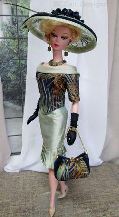 Bccan Designs OOAK Fashion for Barbie Silkstone Fr Victoire Roux 208 | eBay  http://www.ebay.com/itm/351039956884?ssPageName=STRK:MESELX:IT_trksid=p3984.m1586.l2649