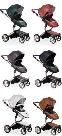 Mima Xari Stroller | Carrinho de bebê Mima