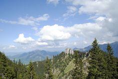 Ettal Wandern Alpen