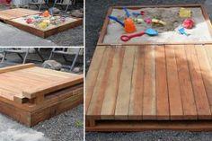 Make a sandbox like this someday.....