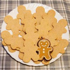 Świąteczne ciasteczka korzenne Tasty, Yummy Food, Gingerbread Cookies, Menu, Cake, Christmas, Recipes, Gingerbread Cupcakes, Menu Board Design