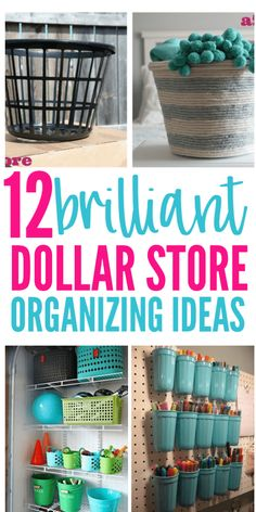 12 Dollar Store Organizing Hacks You Must Do Right Now Organization Obsessed, diyhomedeco. : 12 Dollar Store Organizing Hacks You Must Do Right Now Organization Obsessed, diyhomedecordollarstore dollar Hacks obsessed Organization Organizing store D Astuces Dollar Store, Dollar Store Hacks, Dollar Stores, Dollar Dollar, Organisation Hacks, Organizing Hacks, Diy Hacks, Organizing Shoes, Organizing Your Home