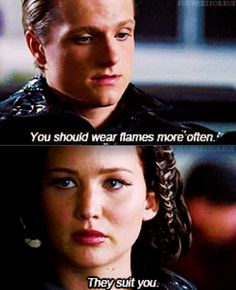 Quotes that didn't make it into #TheHungerGames movie.