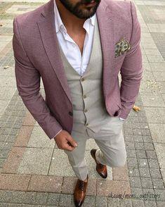 500052496bb05 Outfit Blazer Rosa y Mamey · Новости