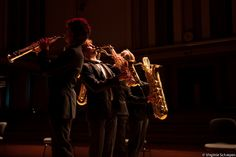 Anemos Sax Quartet - winnaars Youth'n Classics 2012