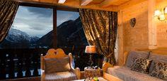 Séjour romantique à Chamonix - Hôtel 4 étoiles dans les Alpes