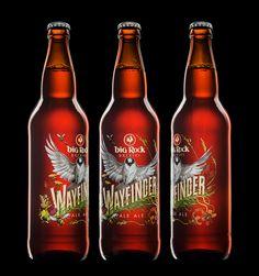 Wayfinder Pale Ale — Big Rock Brewery #Animal #NoLabel