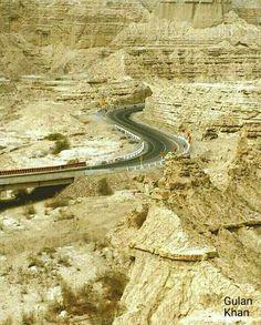 So fantastic photography of beautiful Kund Malir road beauty Balochistan Pakistan