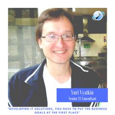Say hi to our Senior IT consultant, Yuri Vyatkin! http://jpc-nz.com/about-us/our-staff/