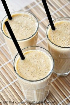 Oreo Shake, Fruit Smoothies, Sweet Tooth, Food And Drink, Cooking, Tableware, Kitchen, Recipes, Gastronomia