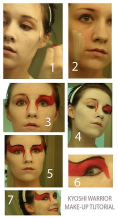 Kyoshi Warrior Tutorial Part 2by dangerousladies