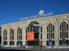 Berlin Friedrichstadt Palast  / On the way to the Spreewald