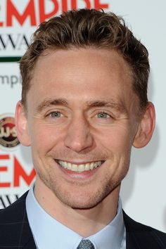 Tom Hiddleston attends the Jameson Empire Awards 2013. Via torrilla.tumblr.com