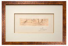 One Kings Lane - Modern Masters - Salvador Dalí, Venice