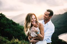 We love the idea of celebrating your anniversary with a photo shoot in your favorite place   Image by Tessa Tadlock