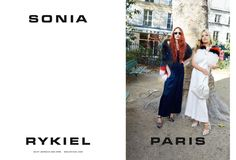 """It's all about family for Sonia Rykiel's spring-summer 2015 campaign which stars sisters Lizzy and Georgia May Jagger. The images were captured on the left bank wearing jumpsuits, furs and knitwear in images captured by Jurgen Teller. """"We had the Jagger sisters for the show. I loved the energy that passed between them, and their individual beauty so equal yet so unalike. Their mother walked for Sonia Rykiel and ..."""
