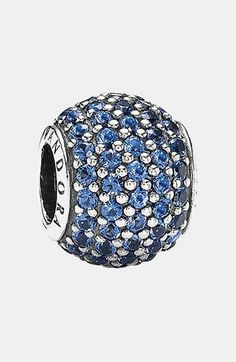 Bright 20pcs Loose Bead Polyclay And Crystal 11*15mm Oval Pave Rhinestone Beads,blue Color Fashionable In Style;