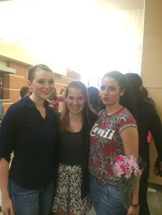 Amazing girls from pippin