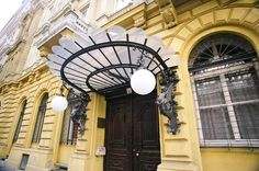 Doors - Budapest, Hungary. Original Photography by R. Stowe