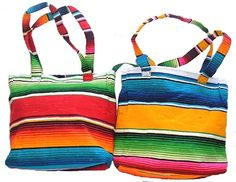 Find this serape bag on my Facebook page, Ranch and Famous!