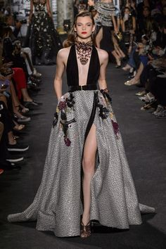 ELIE SAAB Fall/Winter  collection HAUTE COUTURE