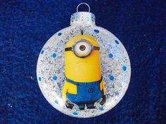 Hey, I found this really awesome Etsy listing at https://www.etsy.com/listing/172055834/single-ornaments-one-eyed-minion