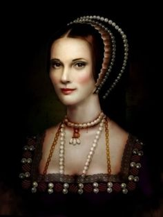 Anne Boleyn, interesting revisting of her portraits.