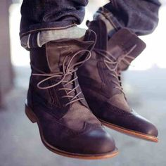 J SHOES Andrew Boot