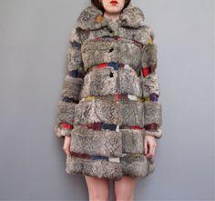 Vintage coat.