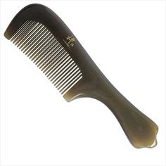 LiShu horn comb 18cm color yellow-green ** This is an Amazon Affiliate link. Details can be found by clicking on the image.