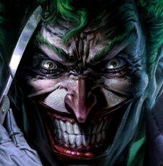 """The Joker by Fabian """"Monk,"""" Schlaga"""
