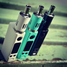 The feature packed #Joyetech #eVic VTC Mini is now in stock at #VapeEmporium Hampstead and Richmond. This pocket friendly device features: 60 watts of power. Nickel and Titanium coil temperature control. Powered by a replaceable 18650. Upgradeable firmware. 0.05 - 1.0 ohm VT mode. 0.1 - 3.5 ohm VW/bypass mode. 100-315 Find out more on our website: http://ift.tt/1fpCXFe