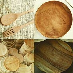 breakfast this morning, try using a wooden spoon and plate. life feels fused with nature .. I make this teakwood plate and spoon, and sale for Idr 95.000 / set (spoon &plate) #woodenbowl #woodenplate #woodenspoon #woodencutlery #woodenart #woodenartwork #woodenarts #kitchentools #breakfast #lunch #dinner  Yummery - best recipes. Follow Us! #kitchentools #kitchen